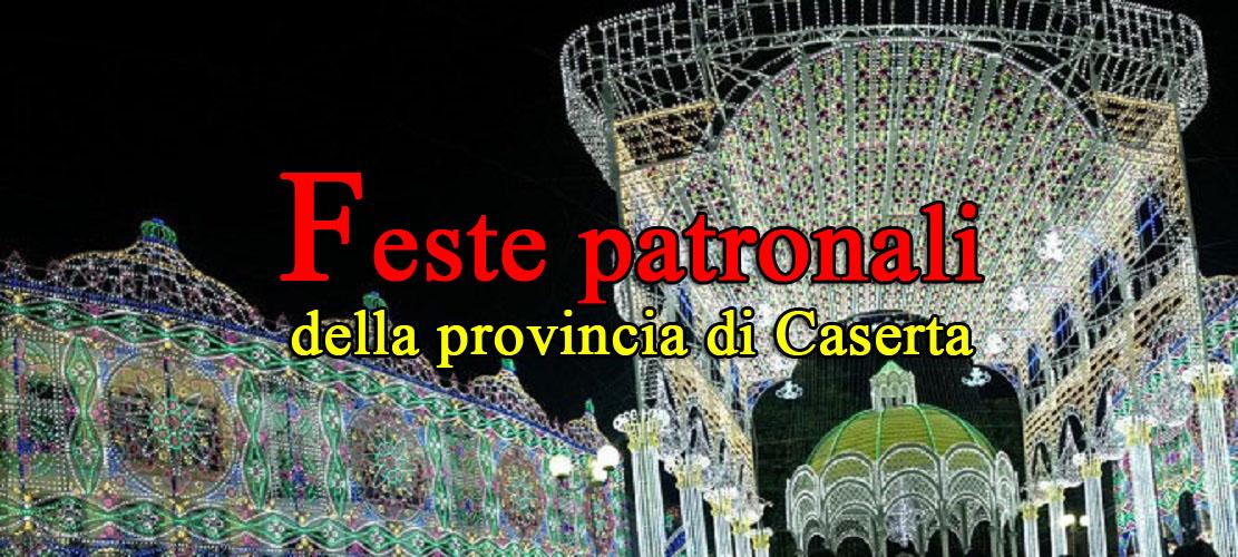 Feste patronali della provincia di caserta - Mobilifici campania ...
