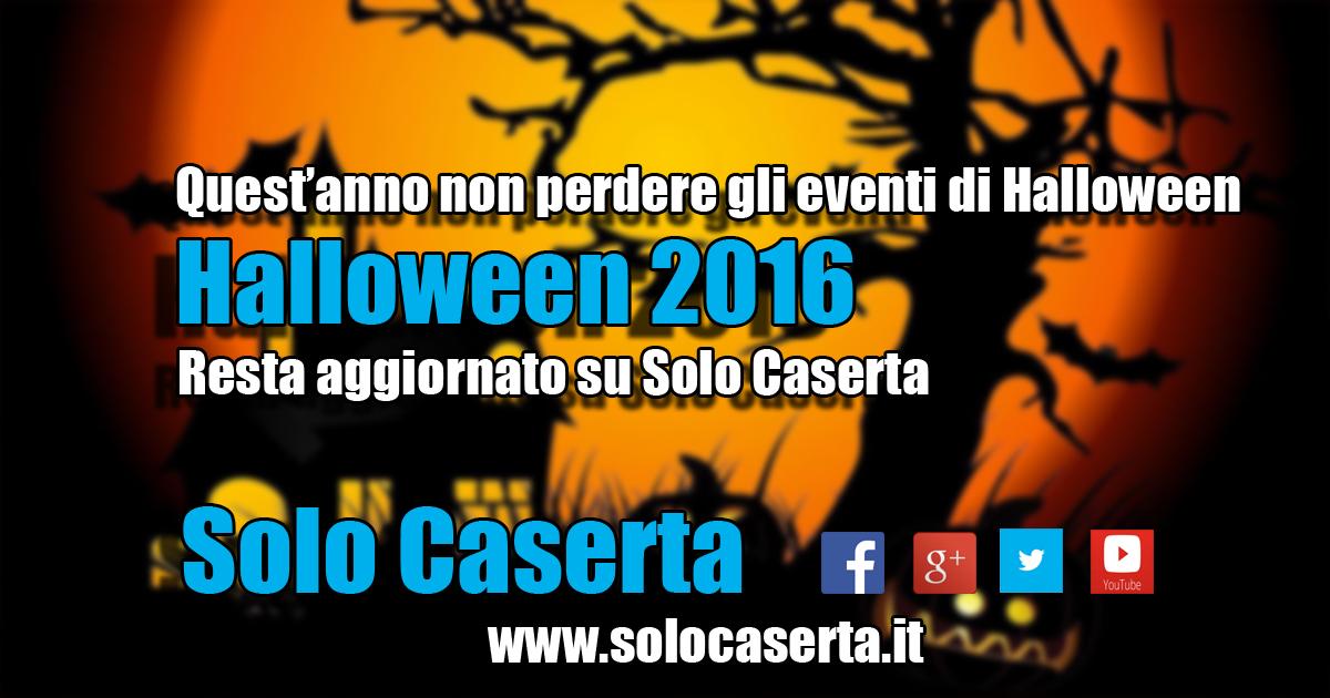 Eventi di halloween 2017 2018 della provincia di caserta - Mobilifici campania ...