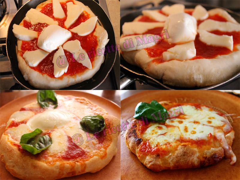 Ricetta Pizza In Padella.Ricetta Pizza In Padella