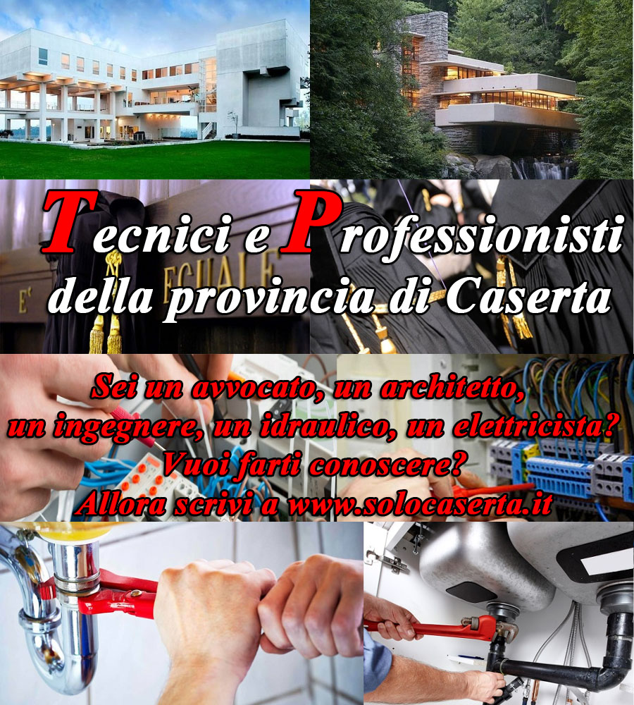 Tecnici e professionisti della provincia di caserta - Mobilifici campania ...